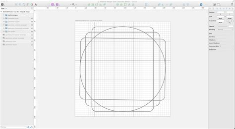 material design zoom icon material design icon grid template sketch resource for