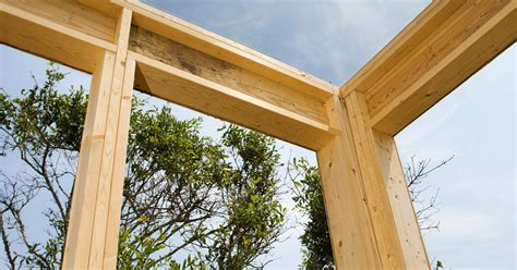 Pavillon 2x4 by Types Of Framing Joints Ehow Uk