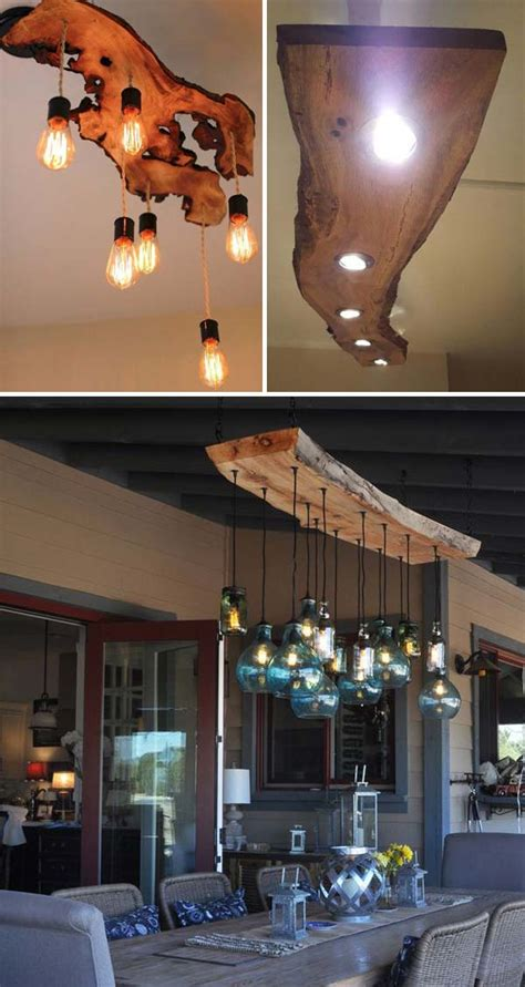 awesome  edge wood decoration ideas