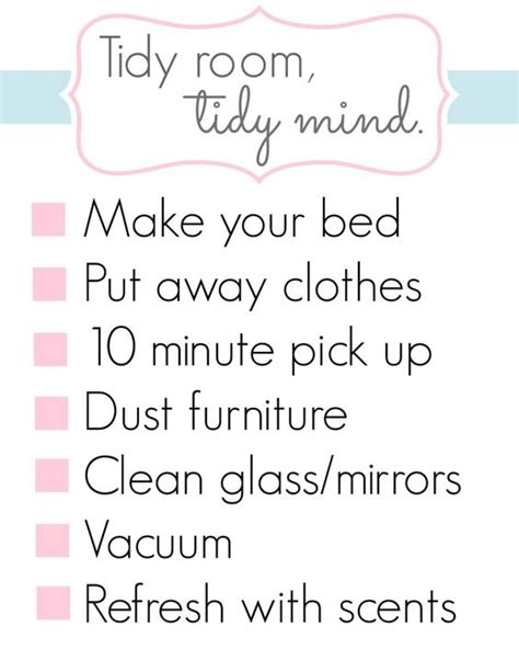 15 easy ways to clean your room in an hour gurl