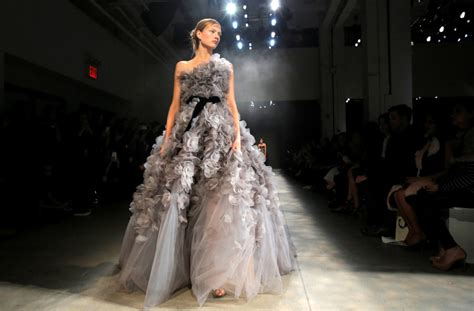 Frock Horror Of The Week Catwalk 5 by Prettiest Dresses Of New York Fashion Week Fall 2017 Aol