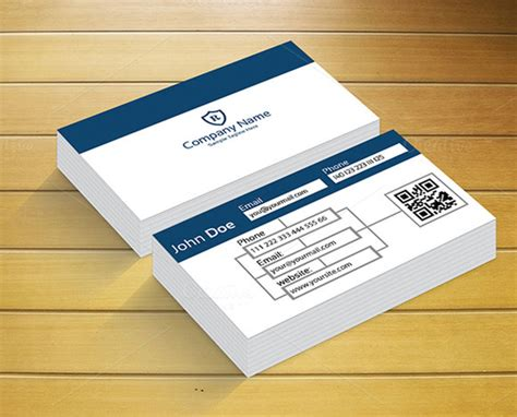 template facebook business card 187 logotire com