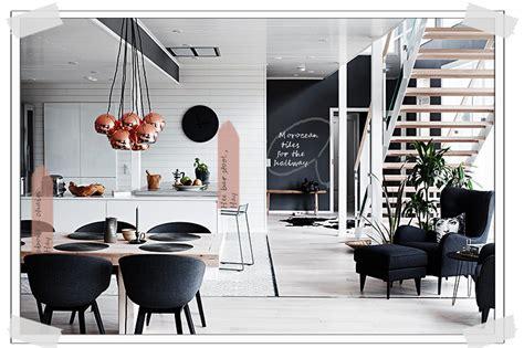 home  finnish home interior  unusual dark walls