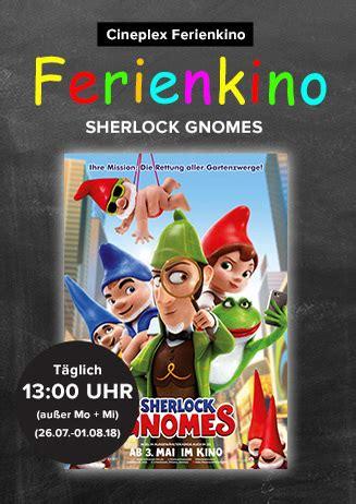 filme schauen sherlock gnomes cineplex capitol ihr modernes multiplex kino in kassel