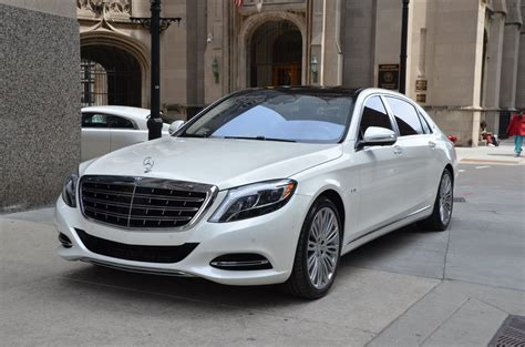 maybach mercedes white 2016 mercedes benz s class mercedes maybach s600 stock