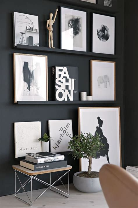 black wall designs 17 best ideas about black wall decor on pinterest black