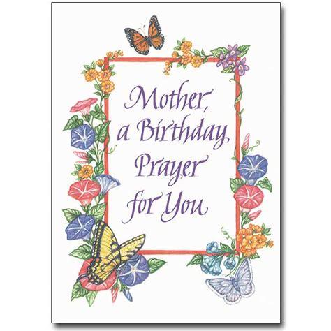 Birthday Prayer For by A Birthday Prayer For You Birthday Card