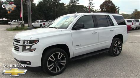new 2018 chevy tahoe new 2018 chevy tahoe premier rst review for sale