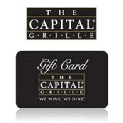 Capital Grille Gift Card Specials - capital grille gift cards mygiftsexpress
