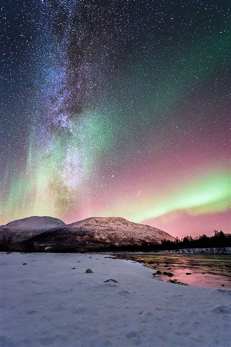 where to view northern lights in norway 235 best nightscapes and stars images on pinterest milky
