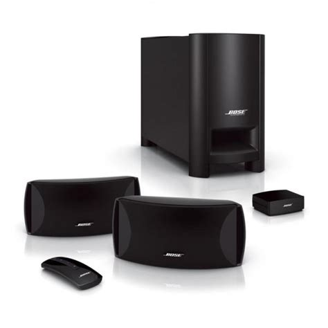 bose cinemate series ii 2 1 digital home theater system