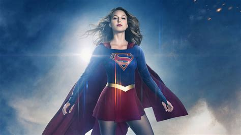 supergirl melissa benoist cast as kara zor el in cbs wallpaper melissa benoist supergirl 4k tv series 3123