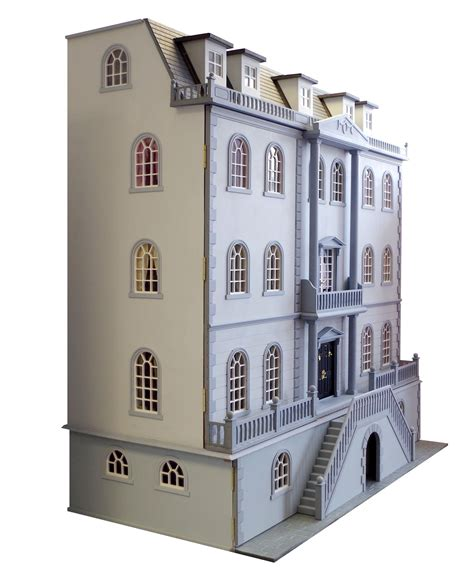 collectors doll houses downton manor dolls house with basement