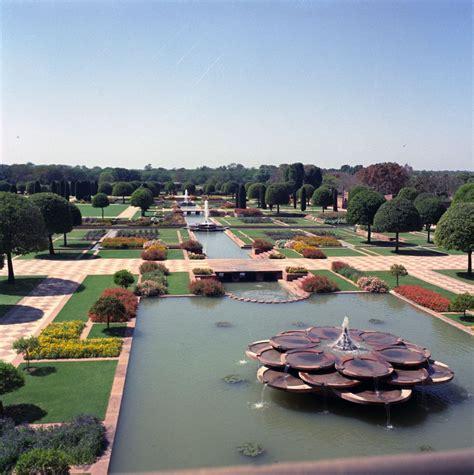 Garden Of Ceo St C117 19 62 View Of Garden At Rashtrapati Bhavan