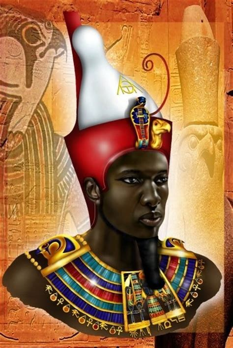 ancient african kings egyptians black art pinterest sons and king