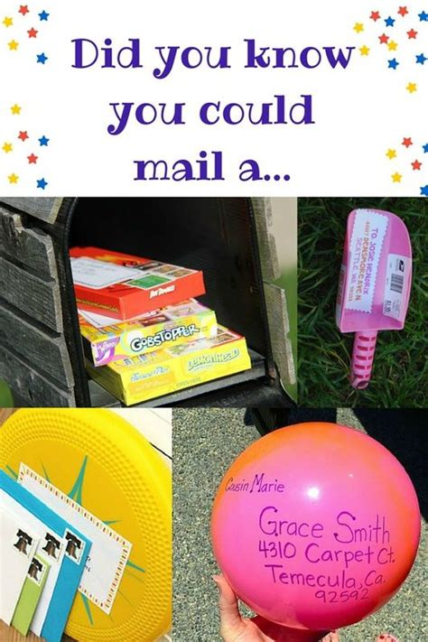 gifts by mail awesome things you didn t you could send in the mail