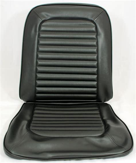 mustang seat upholstery 1965 mustang interior parts kit