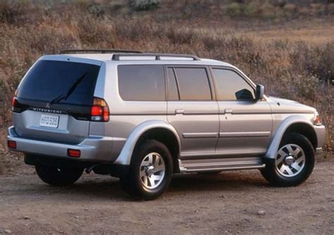 how to learn about cars 2004 mitsubishi montero sport user handbook 2001 mitsubishi montero sport pictures including interior