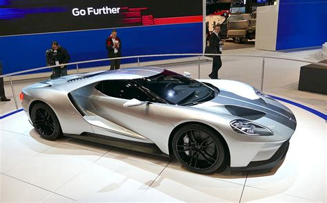 2016 ford gt silver profile the fast car