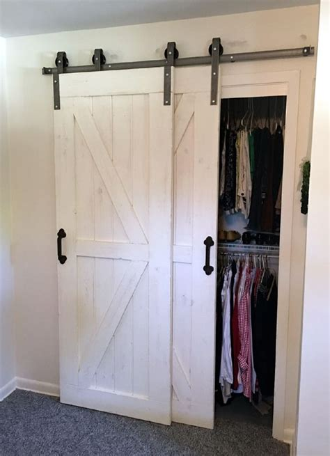 Bypass Barn Doors Best 25 Bypass Barn Door Hardware Ideas On Bypass Barn Door Sliding Barn Door