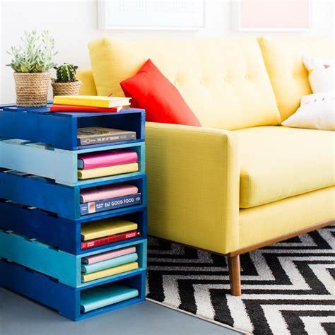 muebles para guardar libros m 225 s ideas de muebles hechos con palets de madera