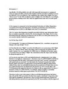 n 8900 167 special emphasis review part 121 minimum