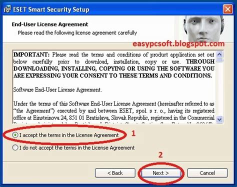 Software Antivirus Eset Nod32 Smart Security 10 3 Pc 2 Tahun Terlaris eset nod32 64 bit installer