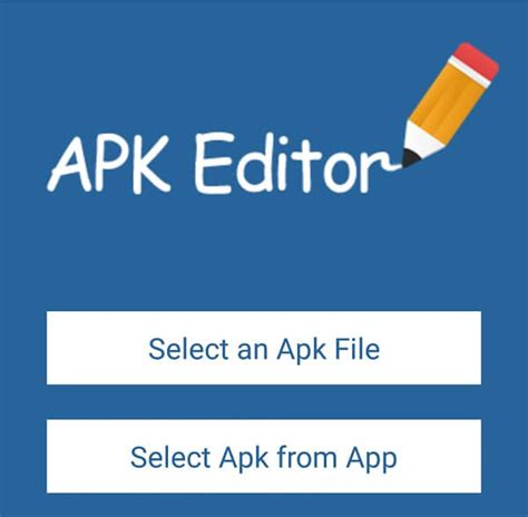 edit apk name how to rename android app and change app icon using android