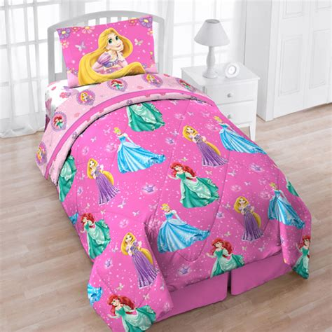 disney princess bedding set disney princess royal gala reversible twin bedding set