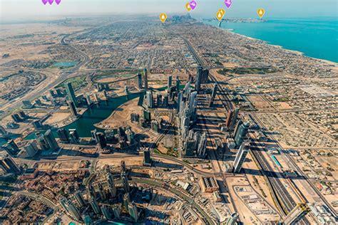 Burj Khalifa by Explore The Highest Resolution Photo Ever Taken Of Dubai
