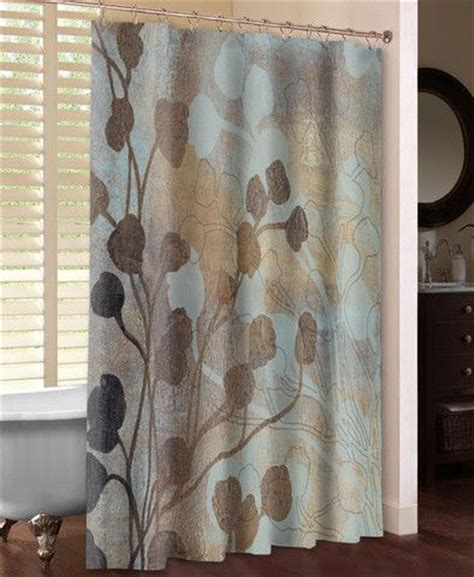 spa blue curtains 127 best images about shower curtains on pinterest