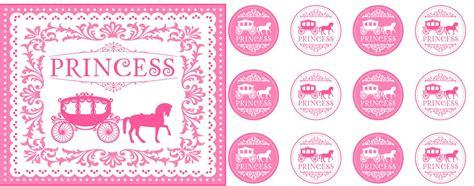 free printable decorations princess free printables tickled pink ideas