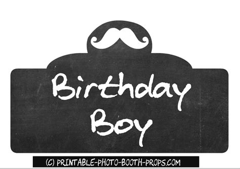 printable photo booth props birthday free printable birthday party photo booth props