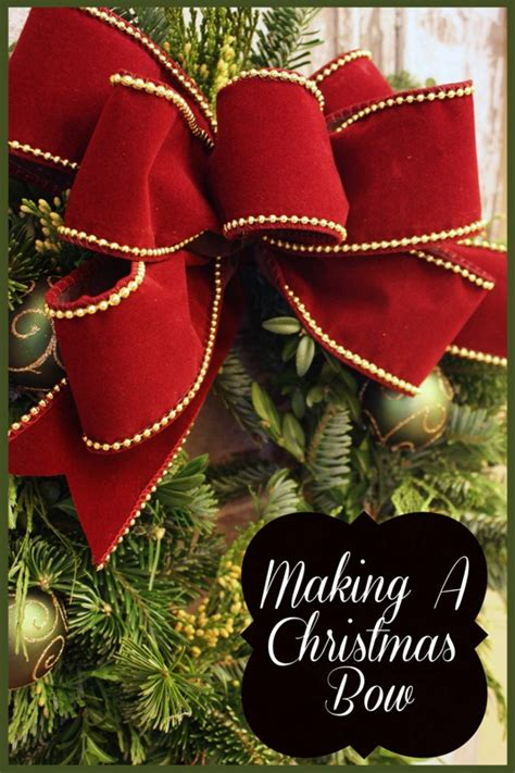 how to make christmas bows easy apps directories