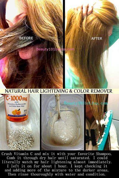 over the counter products to lighten blonde hair diy hair lightening hacks how to naturally lighten locks