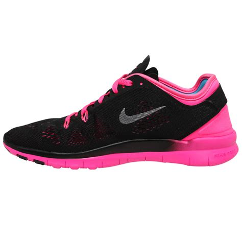nike workout shoes womens nike free tr 5 s shoes black pink
