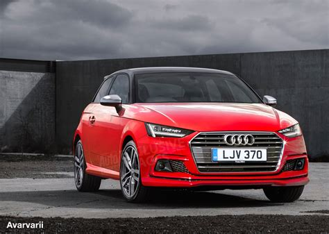 New Audi A1 2018 by New Audi A1 Due In 2018 Pictures Auto Express