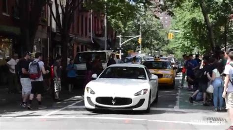 Maserati Of New York by Maserati Granturismo Mc Stradale Launch