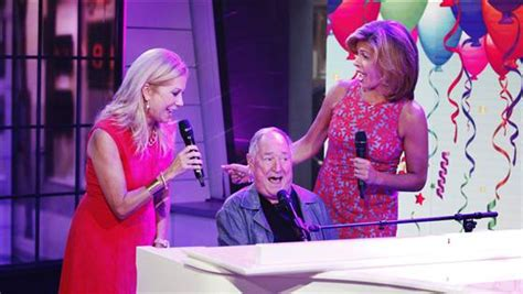 kathie lee gifford singing youtube video of neil sedaka singing happy birthday to kathie lee