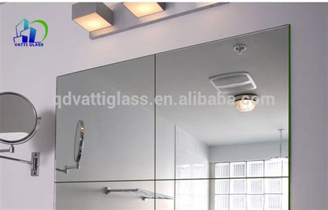 Cermin Grey high quality laminated mirror glass with ce iso australia standard buy laminated mirror glass