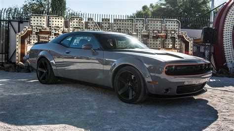 widebody hellcat destroyer grey o dodge challenger gt awd 233 um frankenstein com trac 231 227 o