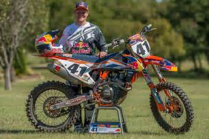 Ktm Supercross Team Motocross Magazine It S Official Trey Canard Joins