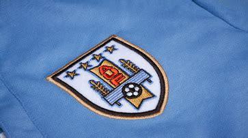Jersey Bayern Munchen Home 1314 Retro 13 14 uruguay home shirt released footy headlines