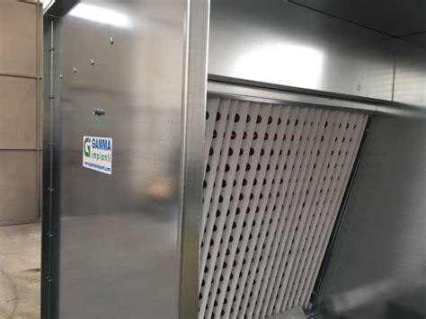 cabina di verniciatura a secco mfp mini cabina di verniciatura a secco con piano di