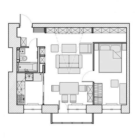 75 Square Meters To Feet by The Final Home In This Post Is Just 45 Square Meters 484