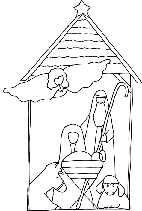coloring pages of the baby jesus baby jesus coloring pages best coloring pages for kids