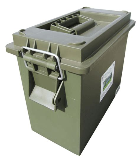 Ammo Storage Container - tall plastic ammo storage boxes military surplus utility box