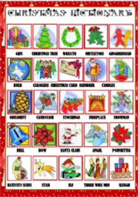 printable christmas pictionary cards christmas pictionary b w key included