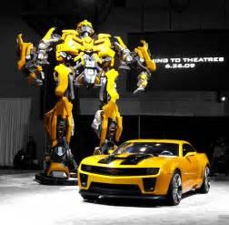 Chevrolet Transformers Chevrolet Camaro Transformers World Of Cars