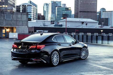acura rlx 2015 gallery 2015 acura tlx on vossen vfs2 wheels acura